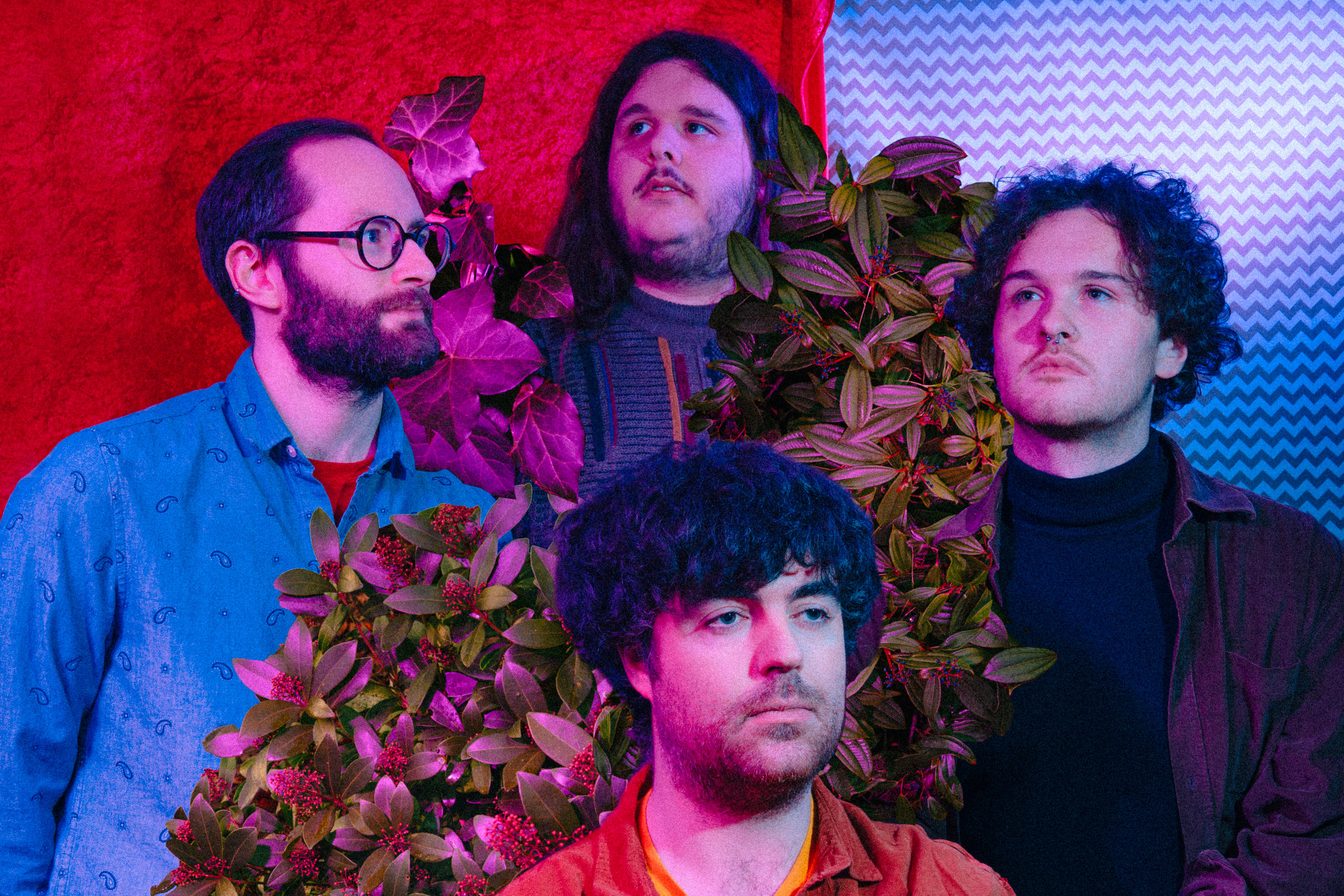 """Ireland's Junk Drawer Share New Krautrock Meets Post-Punk Song, """"Temporary Day"""" (premiere)"""