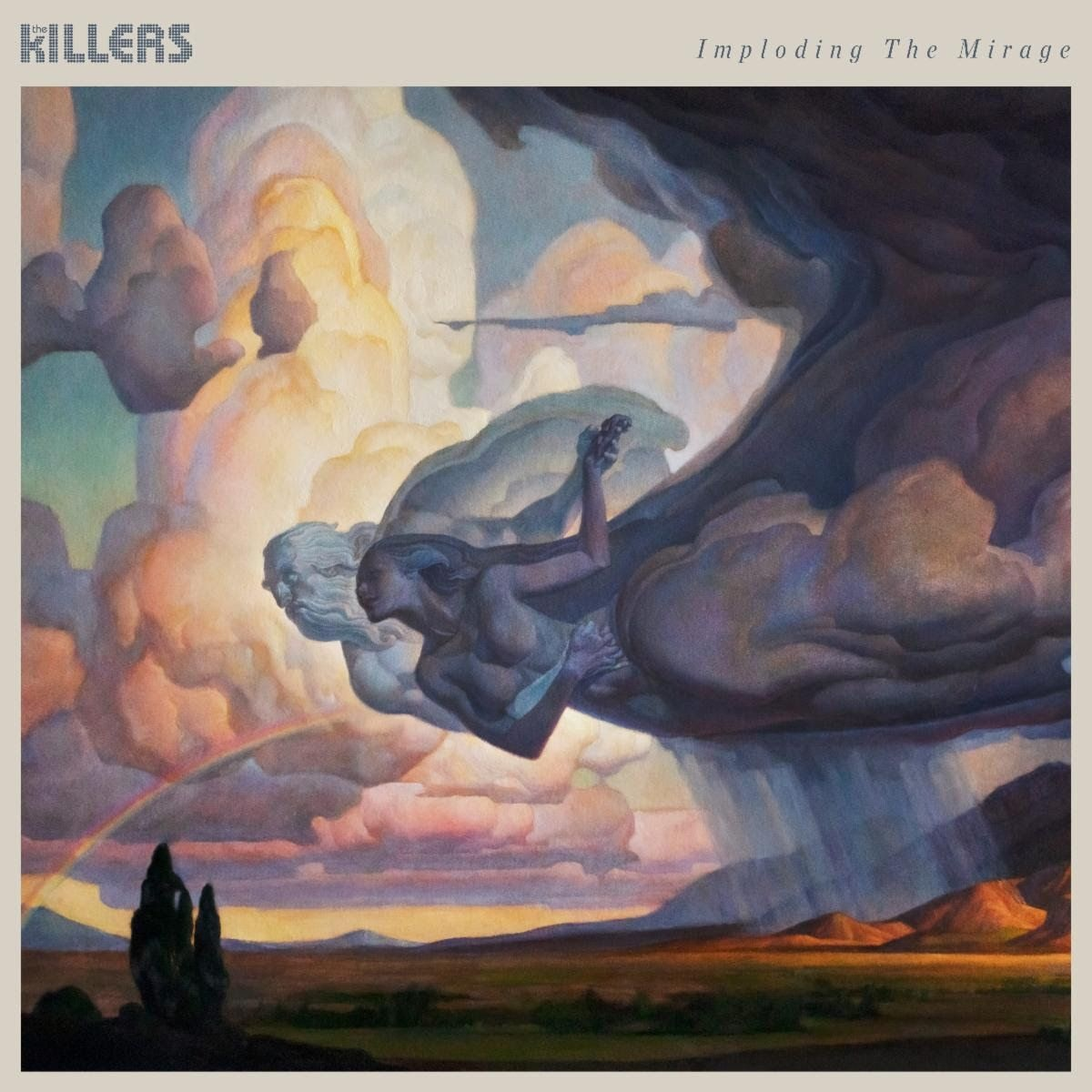 """The Killers - """"Caution"""" (Singles Going Steady)"""