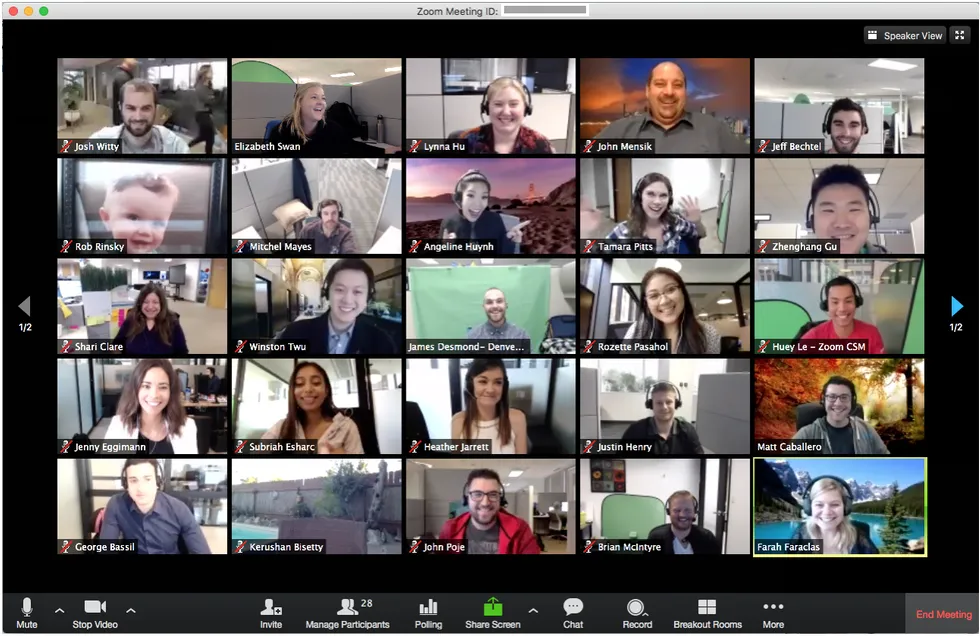 Misleading marketing : Zoom video meetings may not be as secure as you think