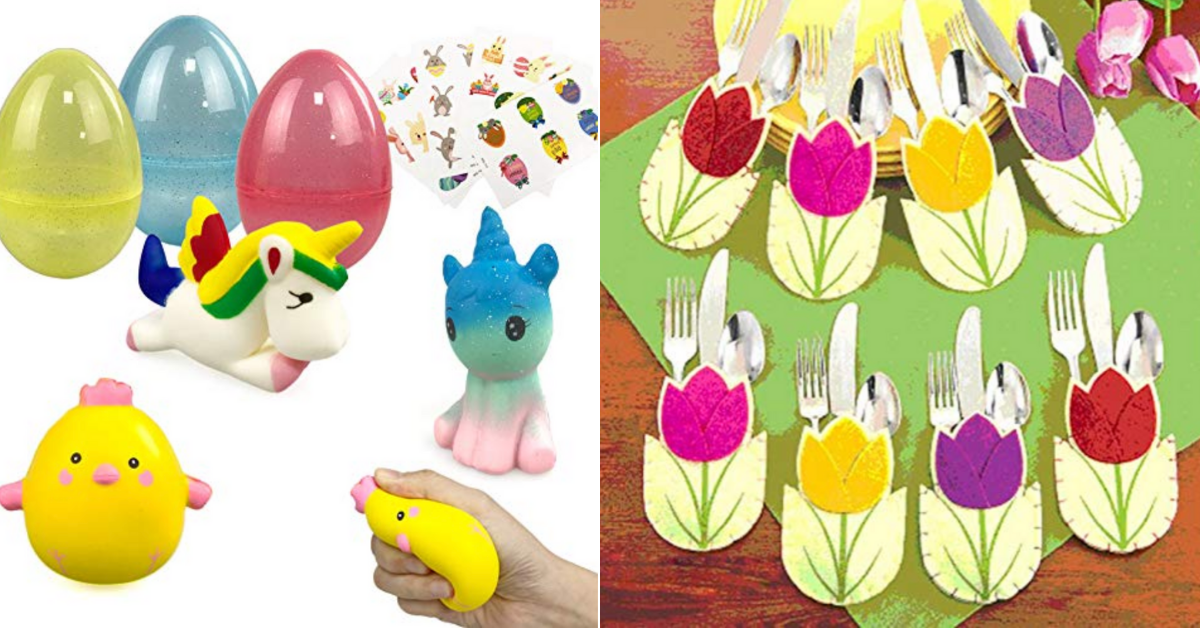 10 Items to Make Your Easter Dinner 'Eggs-traordinary'