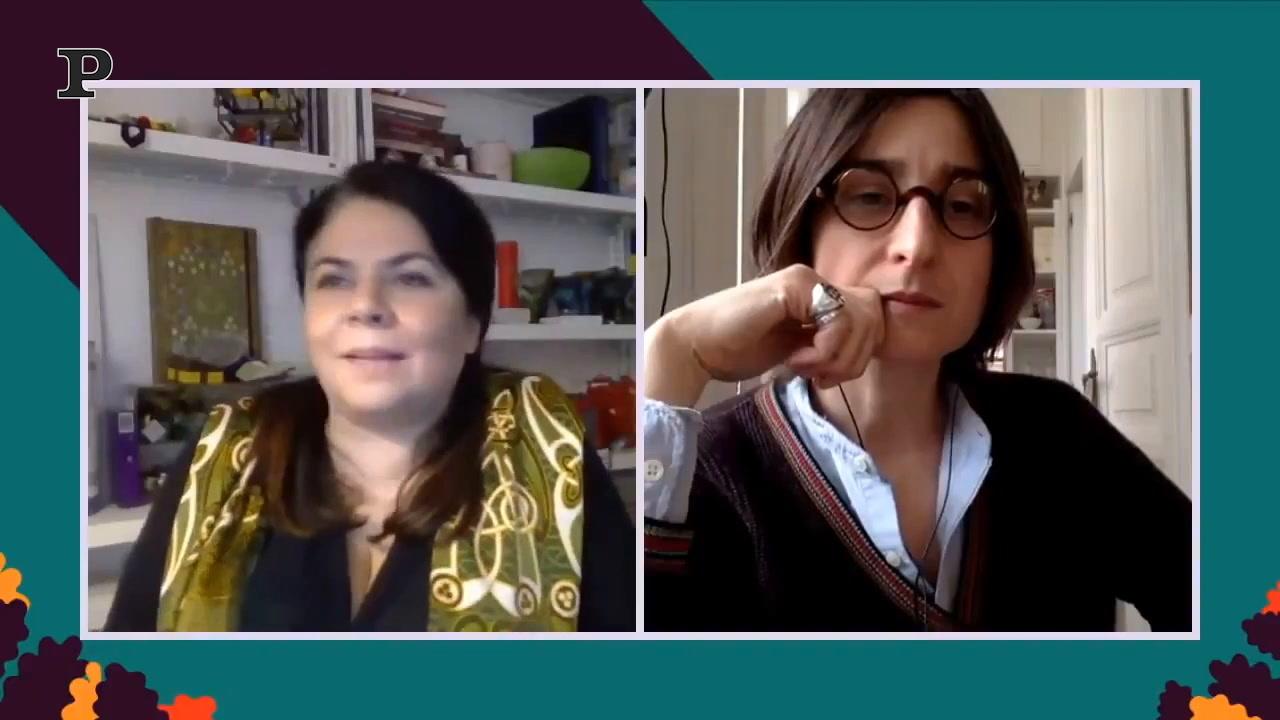 """Michela Murgia contro Franco Battiato: """"I testi delle sue ca"""
