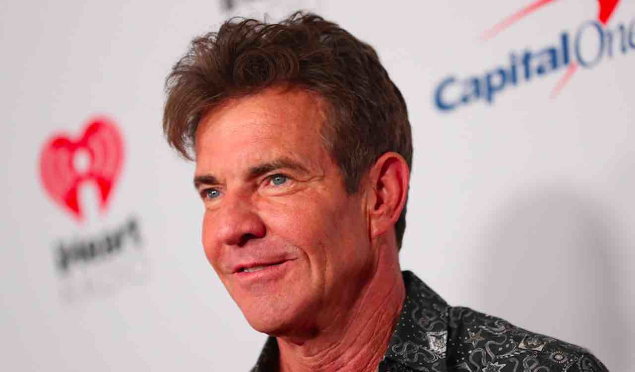 Actor Dennis Quaid says President Trump is 'handling' coronavirus 'in a good way' — and anti-Trump interviewer just can't seem to let it go