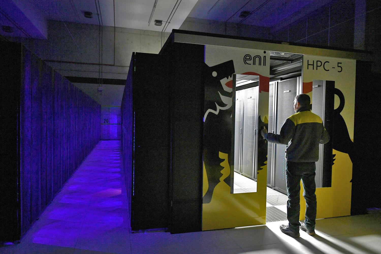 Il supercalcolatore contro la pandemia