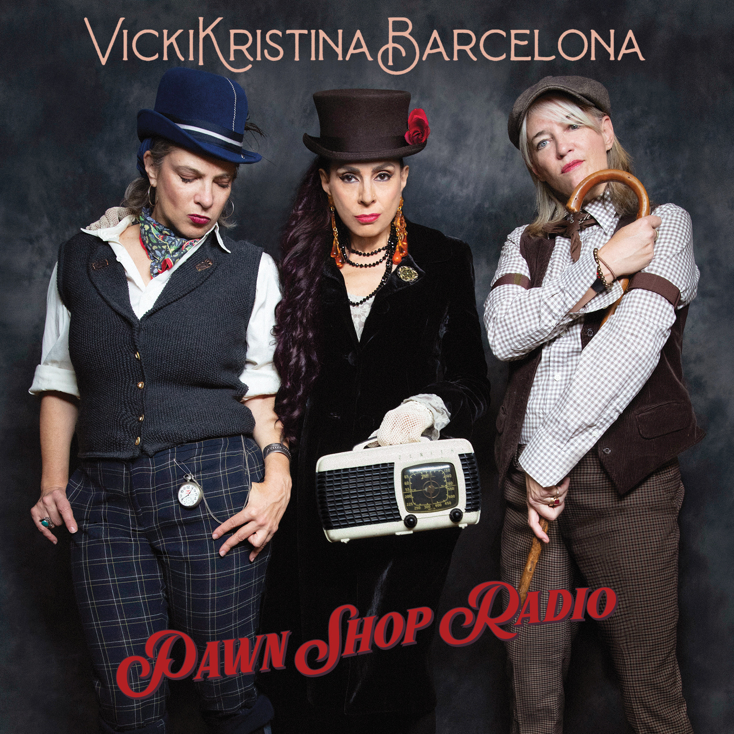 VickiKristinaBarcelona Celebrate Tom Waits on  I Don t Wanna Grow Up  (premiere)