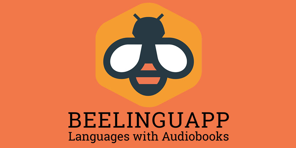 This app uses audiobooks to teach you a new language