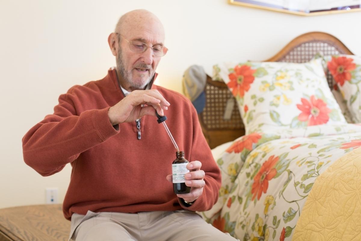 Matlock, Marijuana And A Glass Of Warm Milk: The Rise Of Cannabis Retirement Homes