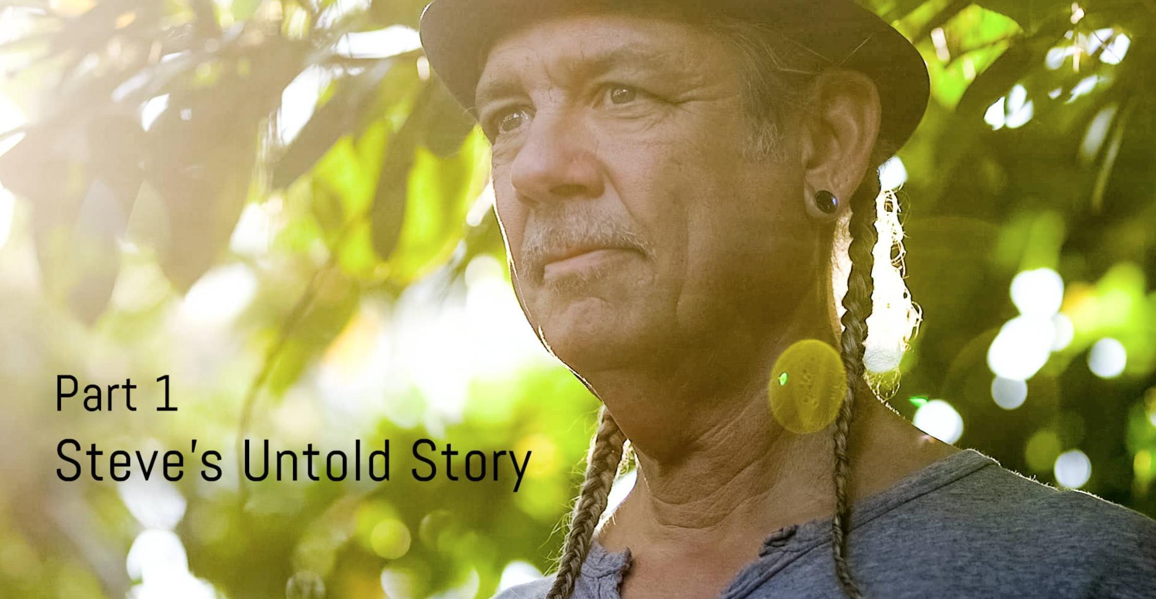 WATCH: Legendary Marijuana Activist, Steve DeAngelo's Untold Story
