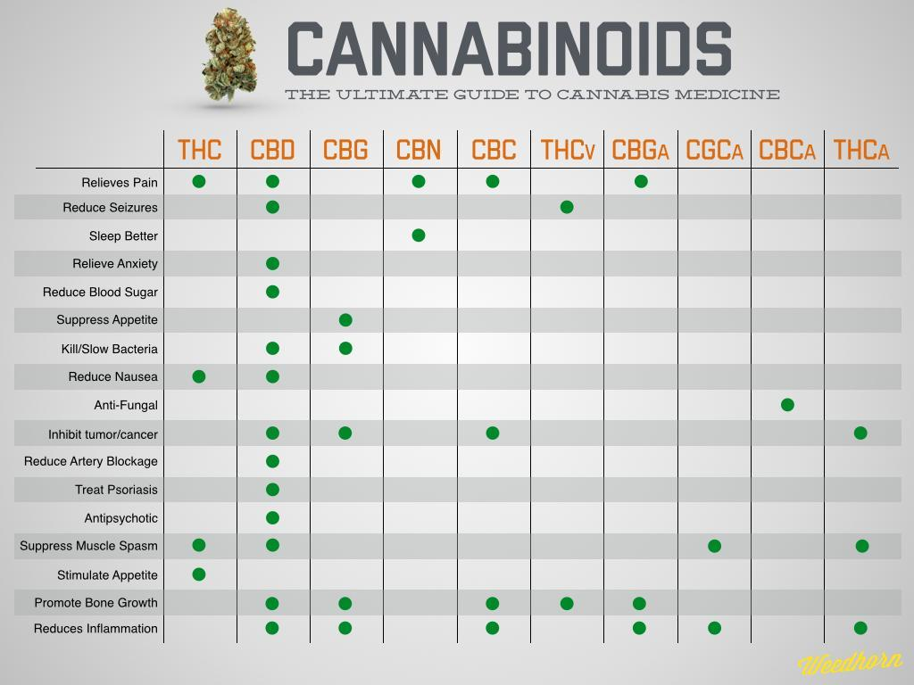 Cannabinoids: The Ultimate Guide To Cannabis Medicine
