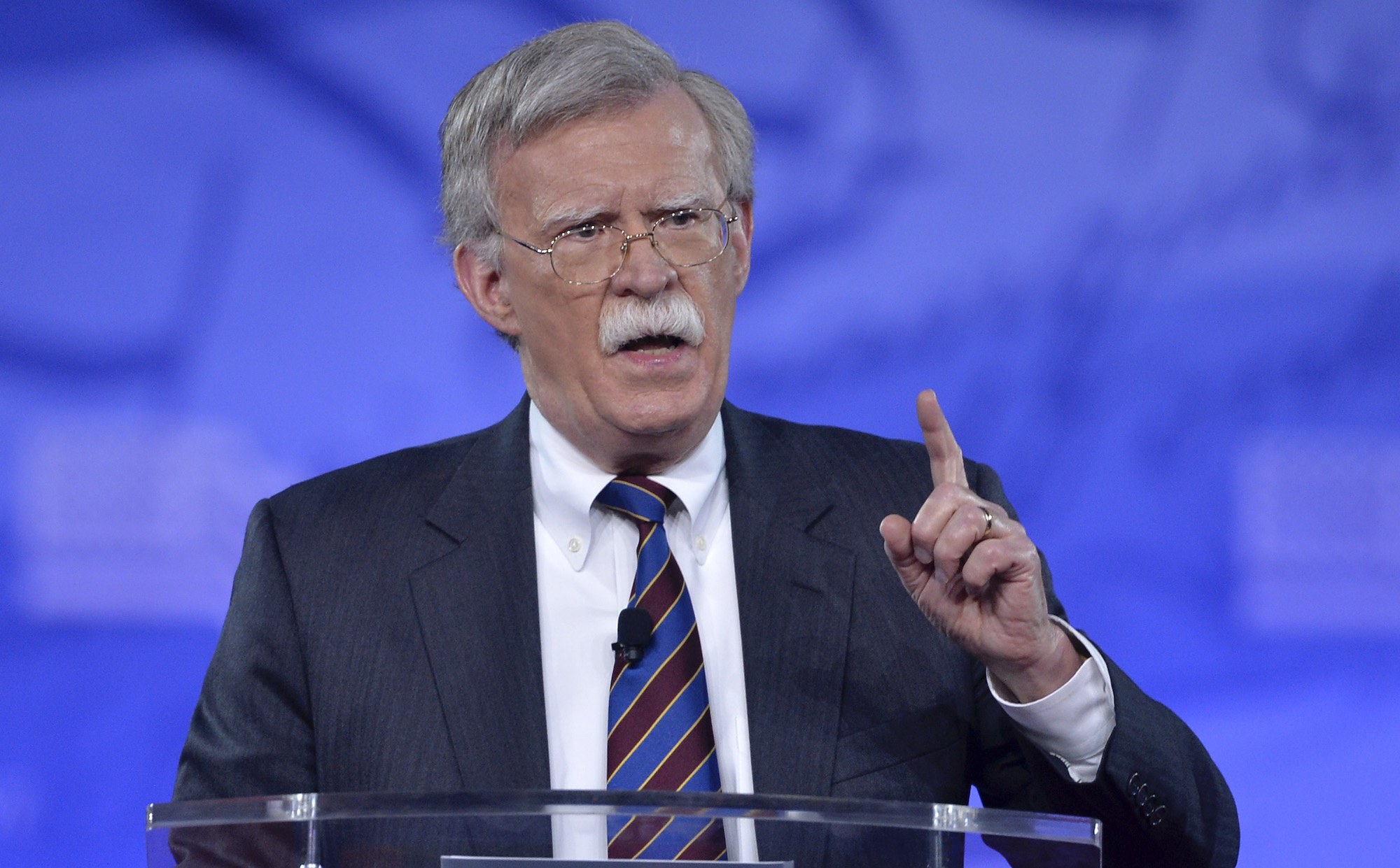 U.S. Files Breach of Contract Suit Against Former NSA John Bolton in Attempt to Block Publication of his Tell-All Book