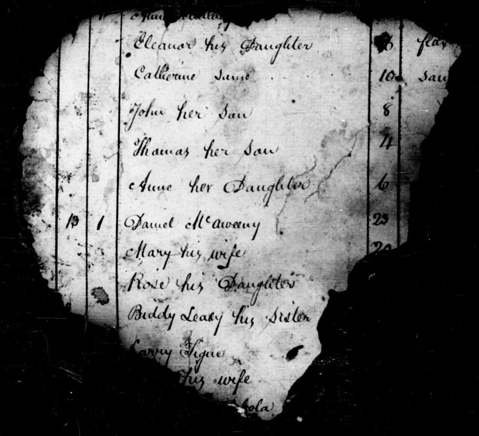 Irish census 1841 online dating