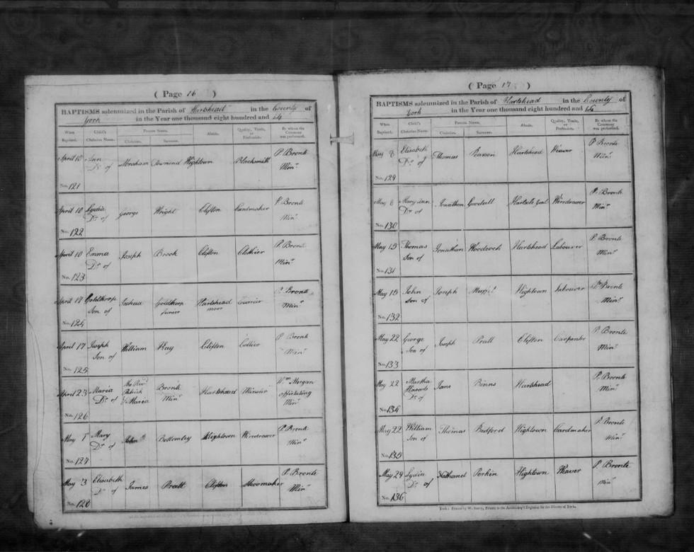 Lincolnshire Parish Registers