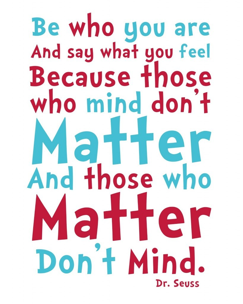 Love Quote Dr Seuss 13 Of Drseuss's Greatest & Most Inspiring Quotes That Will Bring