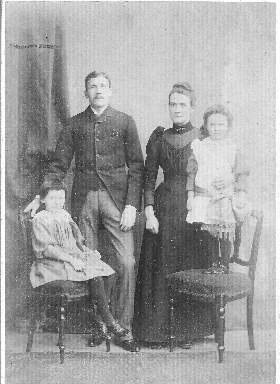Family Photos What Are They Wearing Findmypast