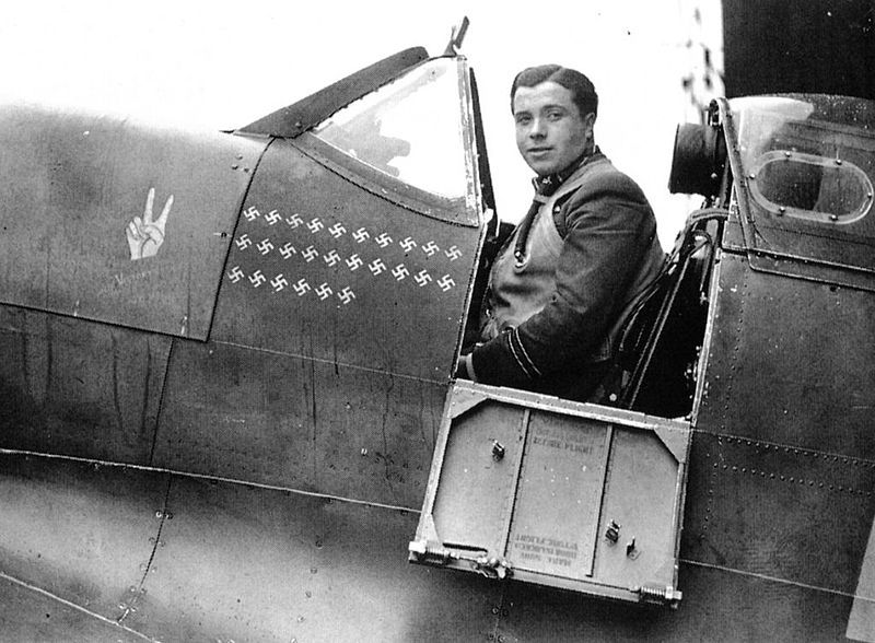 Battle of Britain Pilots and their Nicknames - Findmypast