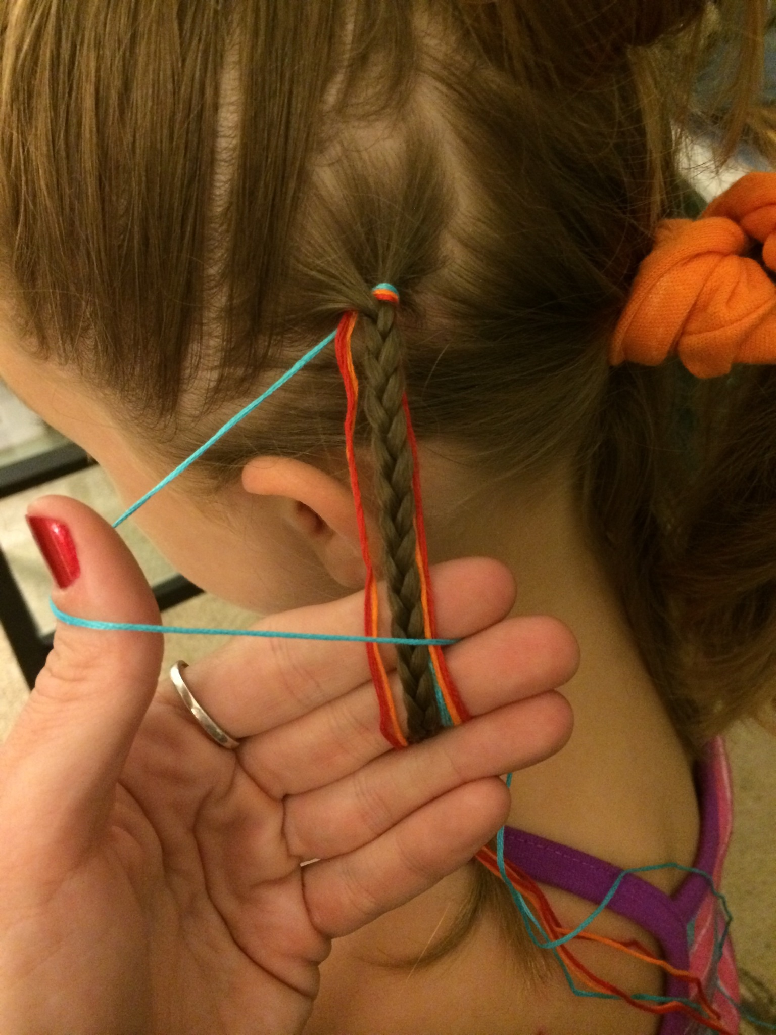 How To Make A Hair Wrap B C Guides