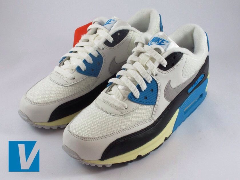 How to spot fake nike air max 90's - B C Guides