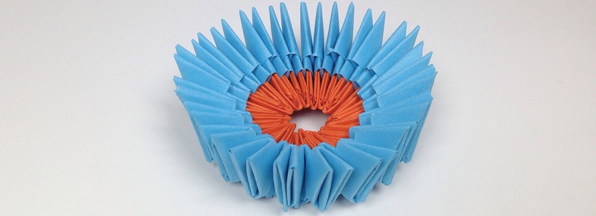 star your 3d origami projects with this base