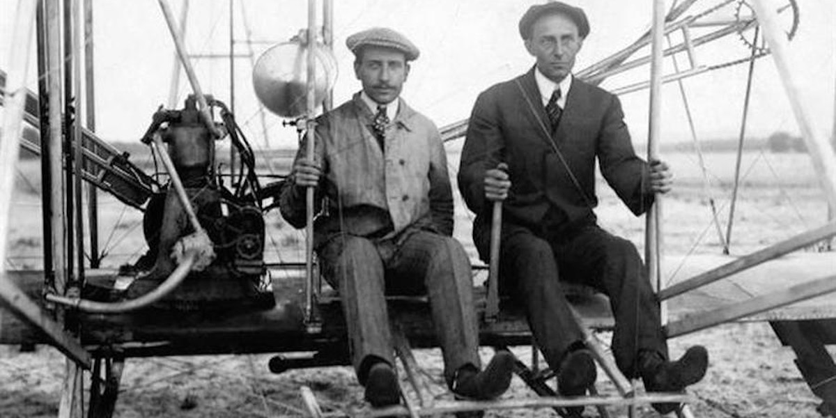 wright bros Wilbur and orville wright were the sons of milton wright, a bishop of the united brethren in christ wilbur was born on april 16, 1867, in millville, indiana orville was born on august 19, 1871, in dayton, ohio until the death of wilbur in 1912, the two were inseparable their personalities were.