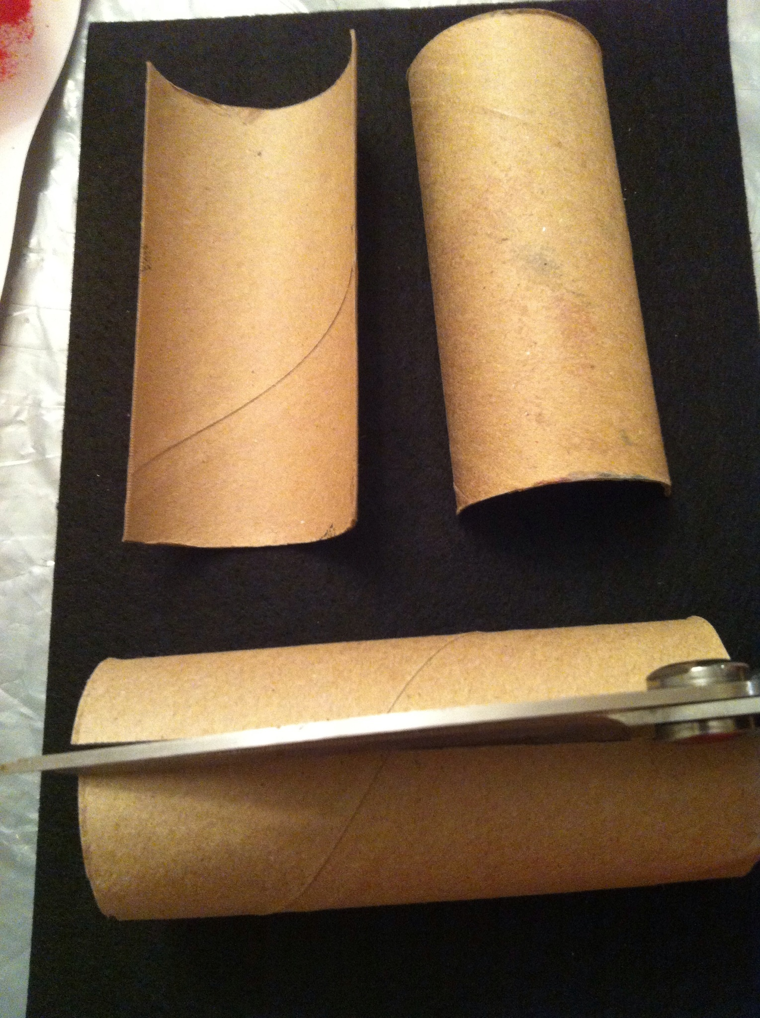 How To Napkin Holder From A Toilet Paper Roll 3 Steps B C Guides