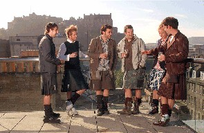 cute scottish guys