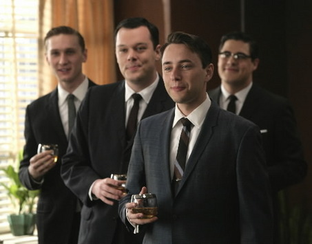 The Five Martini Lunches And Constant Scotch Drinking On Fantastic Amc Drama Series Mad Men But Plenty Of Clic Tails From Old Fashioned