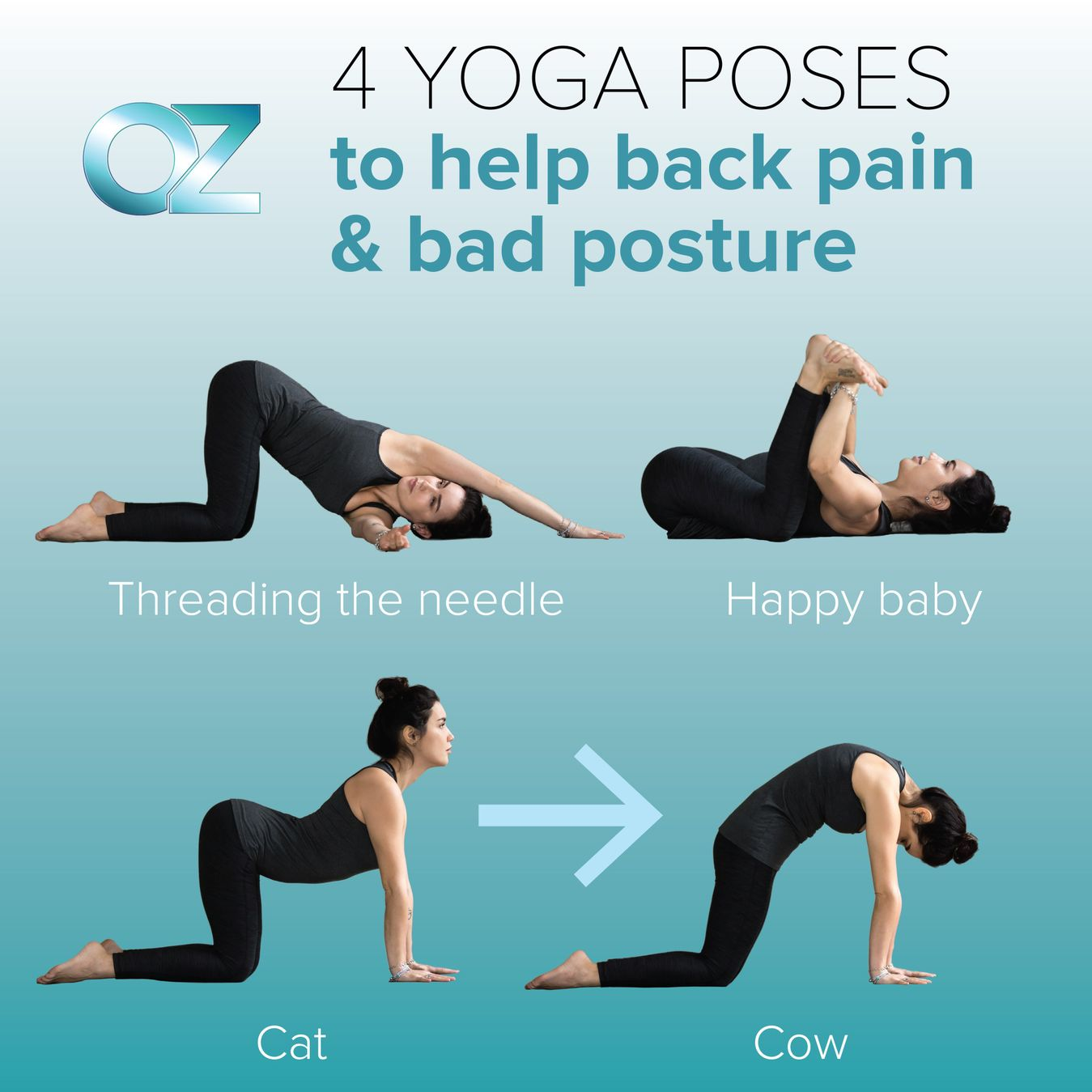 Standing Yoga Poses For Lower Back Pain