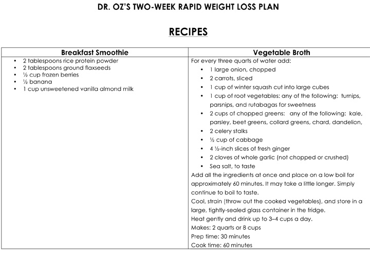 Diet Trends - Slabeste cu ajutorul pastilei Garcinia Cambogia, testata de catre Dr. Oz