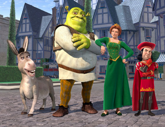 Shrek Lives On Broadway - Paper-6921
