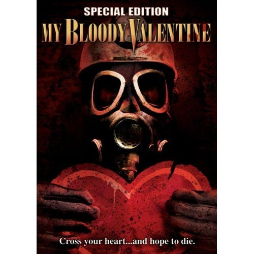 My Bloody Valentine (Special Edition) (Lionsgate) Is Out This Week On DVD.  The 1981 Slasher Classic About A Crazed Miner Running Around Cutting Out  Hearts ...