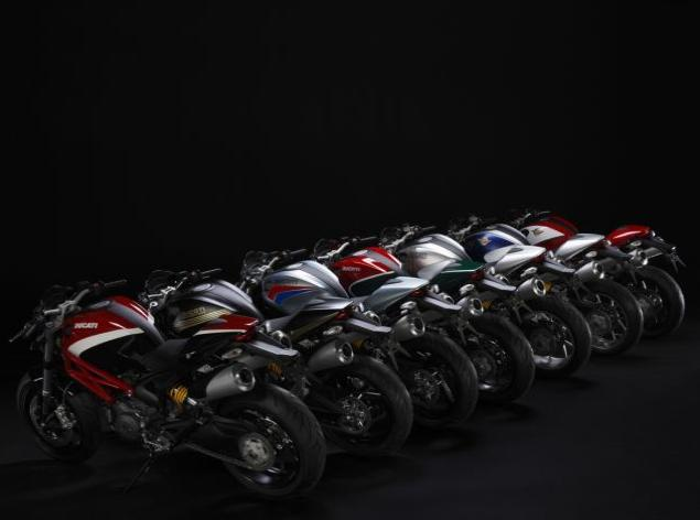 Ducati Monster Art Body Kits