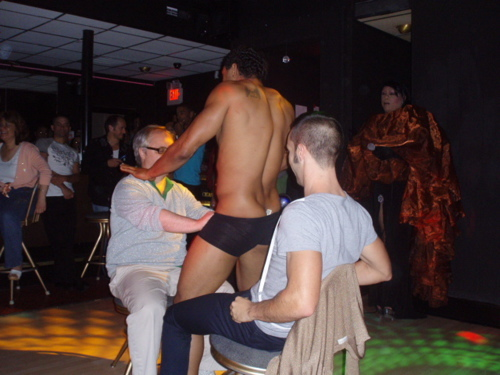 stripper men fetish gay