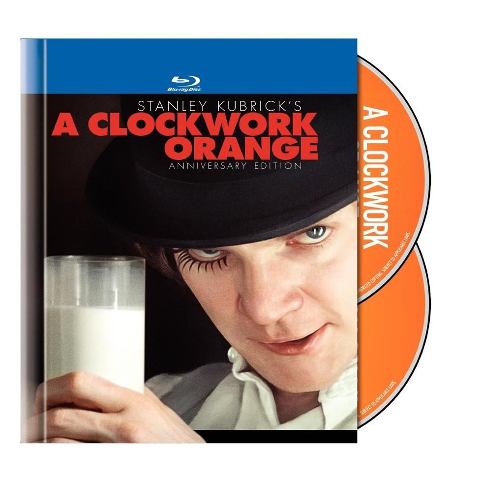 A clockwork orange essay