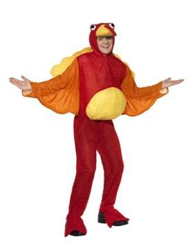 3. What can I say? Iu0027ll kill ya. [Via halloweencostumes.com]  sc 1 th 256 & The 10 Most Upsetting Turkey Costumes - PAPER