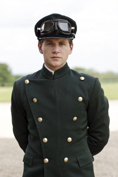 Downton Abbey star Michelle Dockery Kate Middleton