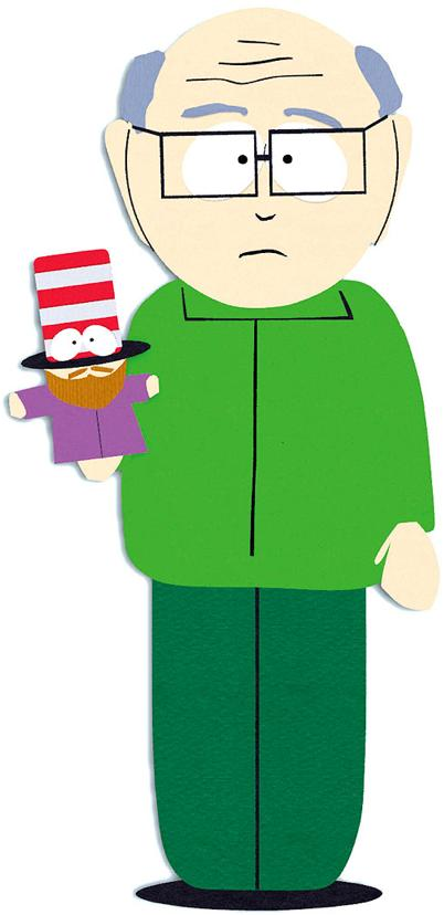 mr garrison gay marriage
