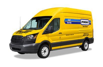 High-Roof Cargo Van