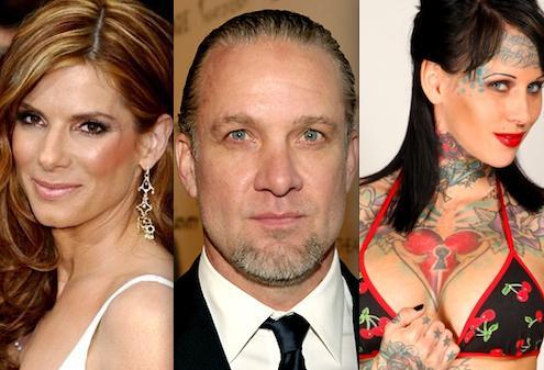 смотреть поддельные фото знаменитостей