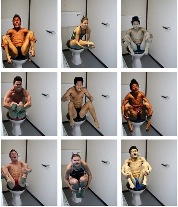 Toliet Action Gays