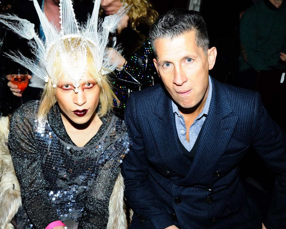W Vogue Ball
