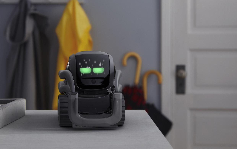 Anki's Vector Is a Little AI Powered Robot Now on Kickstarter for ...