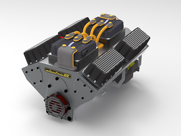 An Electric Motor That Works In Any