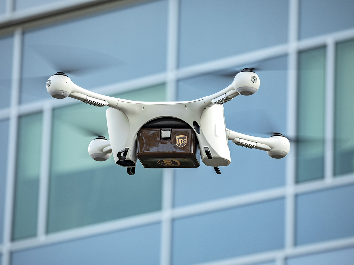 The Future of Drone Delivery is Here