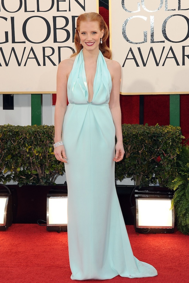He Said, She Said: Rating the Fashion at the Golden Globes ...