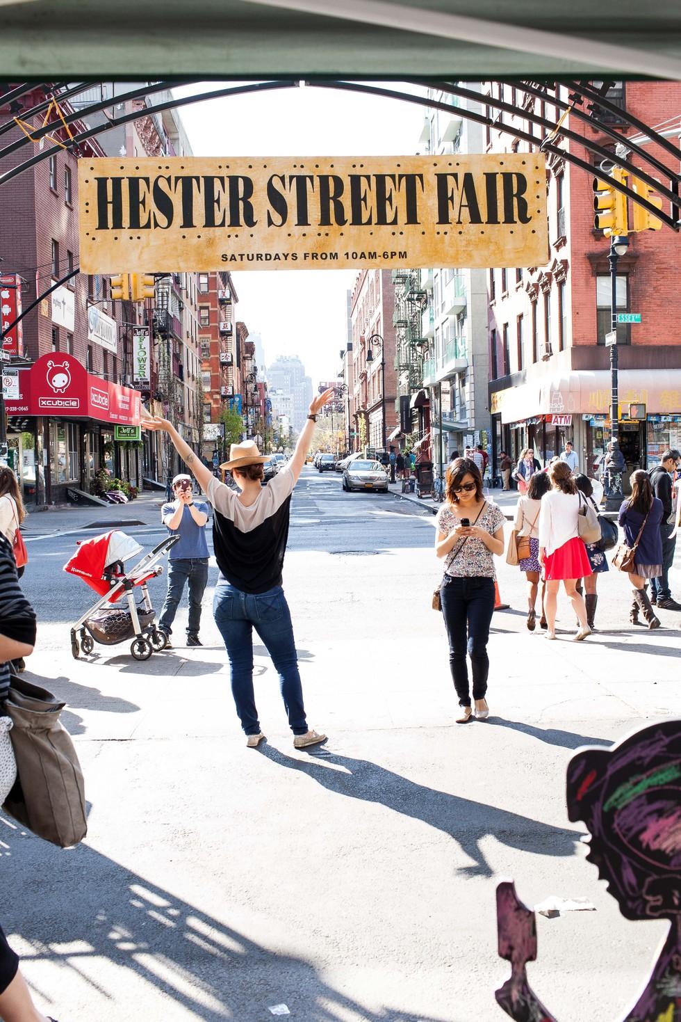 Hester Street Fair 2013