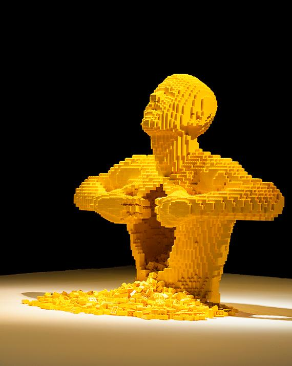 Massive LEGO Exhibit Coming to Times Square