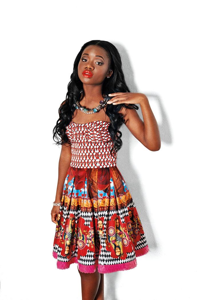 Sierra leone dress style