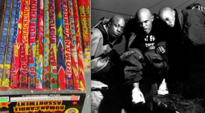 Suburban Fireworks X '90s Songs Summer Jams