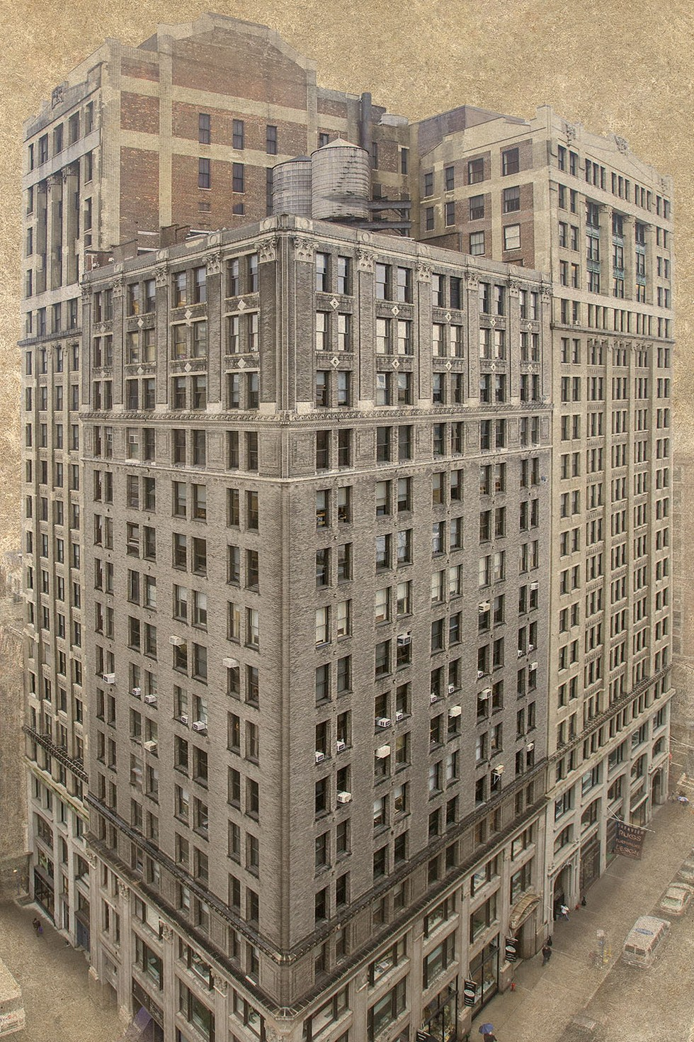 Mark Yankus Buildings