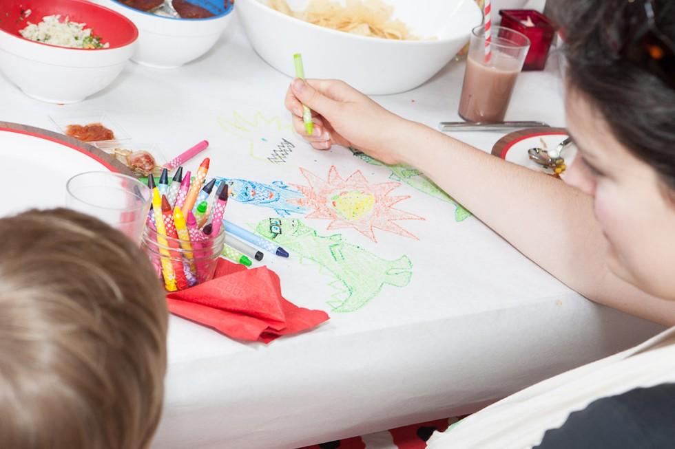 target kids dinner