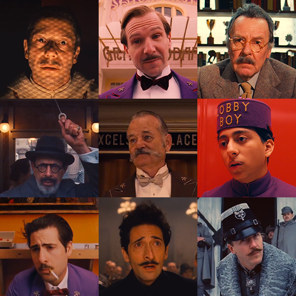 The 60 Most Wes Andersony Moments Of The Grand Budapest Hotel Unique Grand Budapest Hotel Quotes